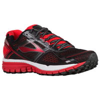 Brooks Ghost 8 - Men's - Black / Red
