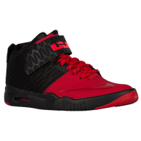 Nike Air Akronite - Boys' Grade School - Black / Red