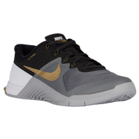 Nike Metcon 2 - Men's - Grey / Gold