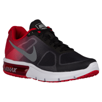 Nike Air Max Sequent - Men's - Black / Red
