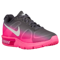 Nike Air Max Sequent - Women's - Pink / Grey
