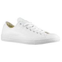Converse All Star Ox Leather - Men's - All White / White