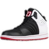 Jordan 1 Flight 4 - Men\u0026#39;s - Black / Red