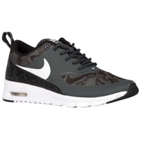 Nike Air Max Thea - Girls' Grade School - Grey / White