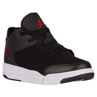 Jordan Flight Origin 3 - Boys' Preschool - Black / Red