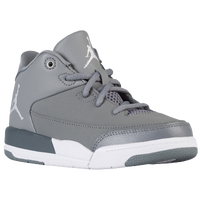Jordan Flight Origin 3 - Boys' Preschool - Grey / White