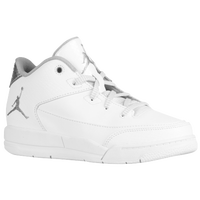 Jordan Flight Origin 3 - Boys' Preschool - White / Silver
