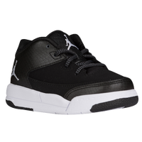 Jordan Flight Origin 3 - Boys' Toddler - Black / White