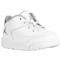 Jordan Flight Origin 3 - Boys' Toddler - White / Silver