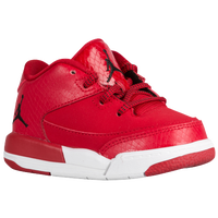 Jordan Flight Origin 3 - Boys' Toddler - Red / Black
