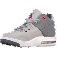 Jordan Flight Origin 3 - Girls  Grade School - Grey   Pink b5ee5cdac45b