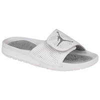 Jordan Hydro 5 - Boys' Grade School - White / Grey