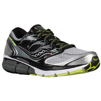 Saucony Hurricane ISO - Men's - Silver / Black