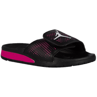 Jordan Hydro 5 - Girls' Preschool - Black / White