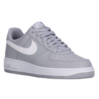 Nike Air Force 1 Low - Men's - Grey / White