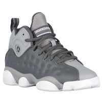 Jordan Jumpman Team II - Boys' Grade School - Grey / White