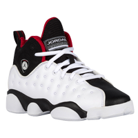Jordan Jumpman Team II - Boys' Grade School - White / Red
