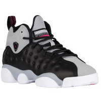 Jordan Jumpman Team II - Girls' Grade School - Black / Grey