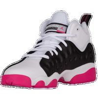 d2c35a61fbd4b1 ... free shipping jordan jumpman team ii girls grade school black white  53b92 00d88