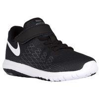 Nike Flex Fury 2 - Boys' Preschool - Black / White