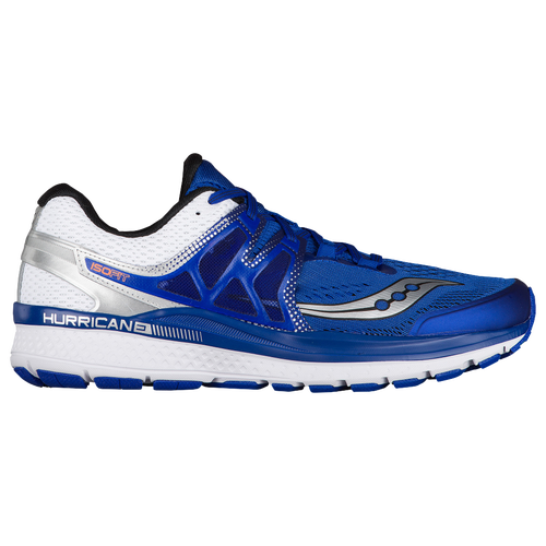 Saucony Hurricane ISO 3 - Men's - Blue / White