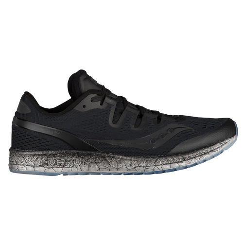 Saucony Freedom ISO - Men's - Black / Silver