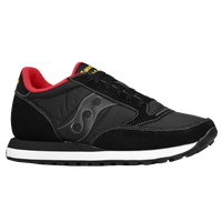 Saucony Jazz Nylon - Men's - Black / Red