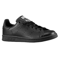 adidas Originals Stan Smith - Boys' Grade School - All Black / Black