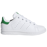 adidas Originals Stan Smith - Boys' Preschool - White / Green
