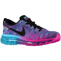 Nike Flyknit Max - Women's - Purple / Black