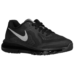 Nike Air Max 2014 - Women's - Black/Anthracite/Dark Grey/Reflective Silver
