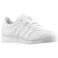 adidas Originals Samoa - Boys' Preschool - All White / White