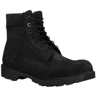 Timberland 6� Single Sole - Men's - All Black / Black
