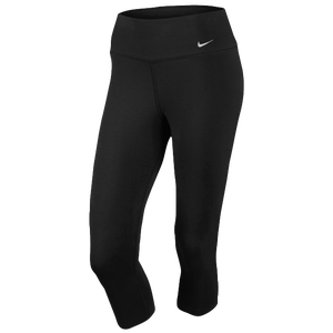 Nike Legend 2.0 Tight Dri-Fit Cotton Capris - Women's - Black/Cool Grey