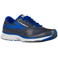 Brooks Launch 3 - Men's - Grey / Navy