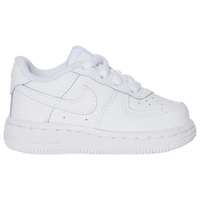 Nike Air Force 1 Low - Boys' Toddler - All White / White