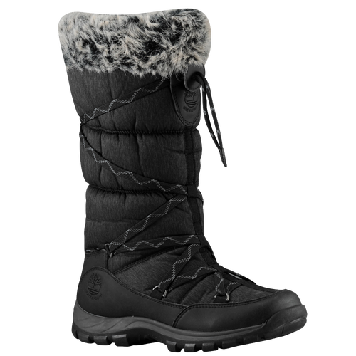 Timberland Chillberg Over the Chill Boots - Women's - Black / Grey