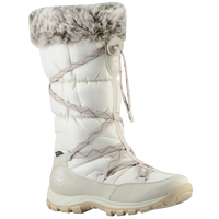 Timberland Chillberg Over the Chill Boot - Women's - White / Grey