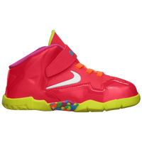 Nike LeBron 11 - Boys' Toddler -  Lebron James - Red / White