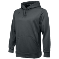 Nike Team KO Hoody - Men's - Grey / Black