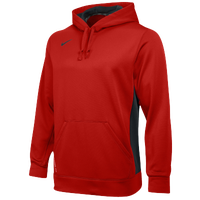Nike Team KO Hoody - Men's - Red / Grey