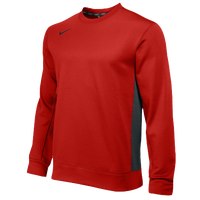 Nike Team KO Crew - Men's - Red / Grey