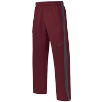 Nike Team KO Pants - Men's - Maroon / Grey