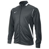 Nike Team Enforcer Warm-Up Jacket - Men's - Grey / White