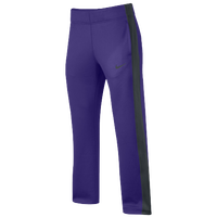 Nike Team KO Pants - Women's - Purple / Grey