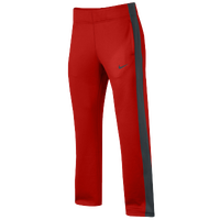 Nike Team KO Pants - Women's - Red / Grey