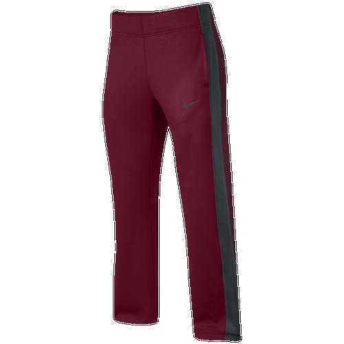 Popular Good Quality Nike Tech Fleece Pant Night Maroon  Women Pants E2x9537