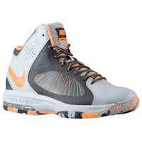 Nike Max Actualizer II - Men's - Grey / Orange