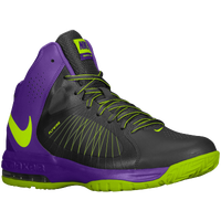 Nike Max Actualizer II - Men's - Black / Purple