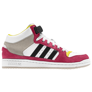 adidas Originals Decade Mid - Women's - Blaze Pink/Solid Grey/Collegiate Silver